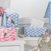 Go to Product: Lily Sugar'n Cream Tissue Box Covers, S in color