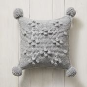 Go to Product: Stitch Club Bobble Knit Pillow + Tutorial in color