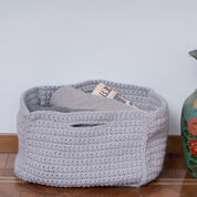Red Heart Usami Baskets, S