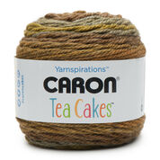 Caron Tea Cakes Yarn, Maple Matcha - Clearance Shades*