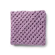 Bernat Granny Rectangle Crochet Afghan