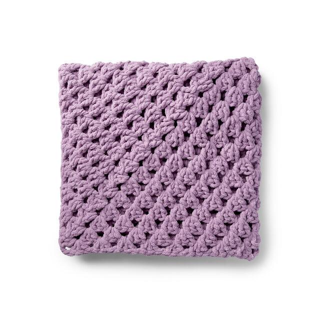 Bernat Granny Rectangle Crochet Afghan Pattern | Yarnspirations