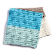 Go to Product: Bernat Colorblock Crochet Blanket in color