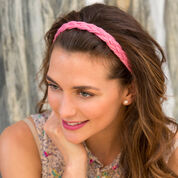 Go to Product: Red Heart Wide Braid Headband in color