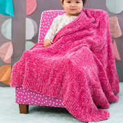 Go to Product: Red Heart Basketweave Baby Blanket in color