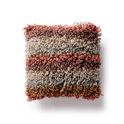 Go to Product: Caron Going Loopy Knit Pillow in color