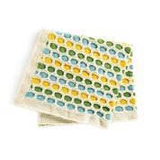 Go to Product: Caron Honeycomb Stripes Knit Baby Blanket in color