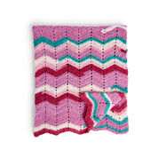Go to Product: Bernat Chevron Breeze Crochet Afghan in color