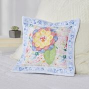 Go to Product: Dual Duty Flower Petal Pillow- 3-dimensional in color