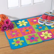 Go to Product: Bernat Flower Power Rug in color