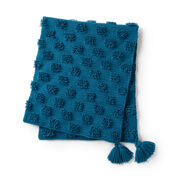Go to Product: Caron Soft Tuft Crochet Blanket in color