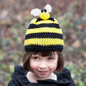 Go to Product: Red Heart Bumblebee Hat, S in color