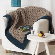 Bernat Quick & Easy Blanket