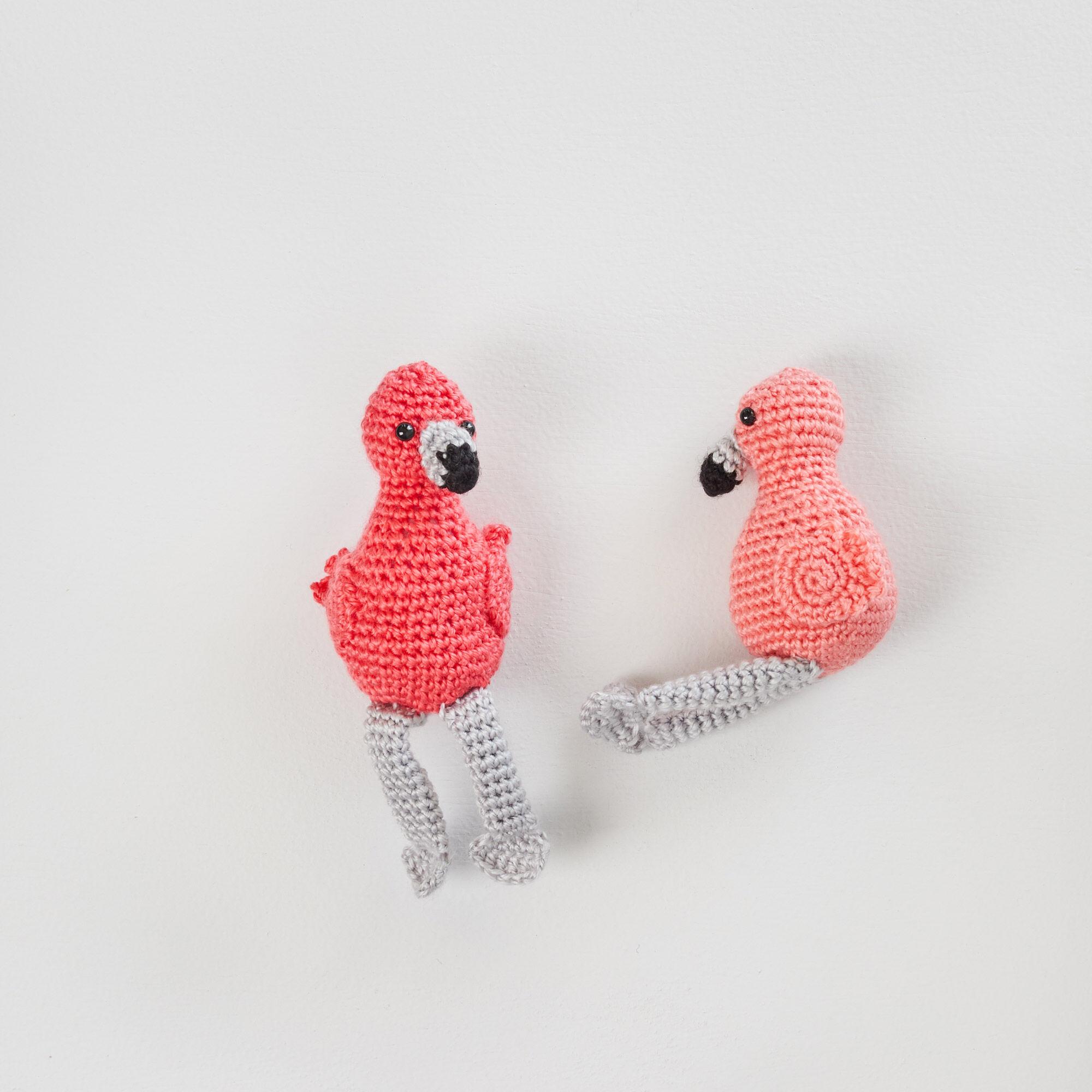 Making the Flamingo! | Crochet Flamingo Progress - YouTube | 2000x2000