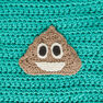 Red Heart Emoji Snuggle Sack, Child in color  Thumbnail Main Image 6}