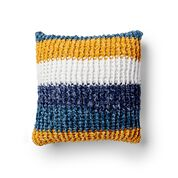 Go to Product: Bernat Cozy Ribbed Crochet Pillow in color