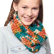 Bernat Basic Crochet Cowl