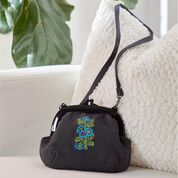 Go to Product: Coats & Clark Embroidered Purse in color