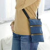 Go to Product: Dual Duty Zippity Purse in color