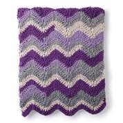 Go to Product: Bernat Chevron Crochet Blanket in color