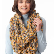 Go to Product: Bernat Snappy Seed Stitch Cowl in color