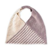 Go to Product: Caron Crochet Triangle Tote Bag in color
