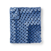 Go to Product: Bernat Granny Rectangle Crochet Baby Blanket in color