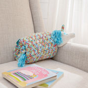 Go to Product: Red Heart Unicorn Baby Blanket in color