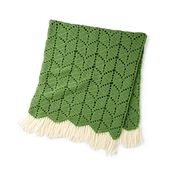 Go to Product: Bernat Growing Ivy Crochet Blanket in color