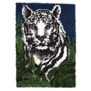 Go to Product: Wonderart White Tiger Kit 24 X 34 in color White Tiger