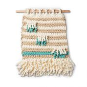 Go to Product: Bernat Wall Hanging Art to Crochet in color
