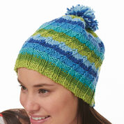 Bernat Spiral Hat