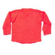 Caron Stylin' Sweater, 4 yrs