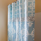 Coats & Clark Shower Curtain from Vicki Payne