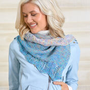 Go to Product: Red Heart Waterline Shawl in color