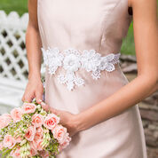 Go to Product: Aunt Lydia's Stunning Bridal Belt, S in color
