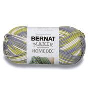 Go to Product: Bernat Maker Home Dec Yarn in color Lilac Fence Varg