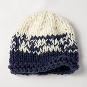 Bernat Bulky Gradient Hat
