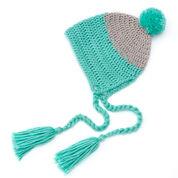 Red Heart Ganymede Hat, Toddler