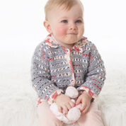 Go to Product: Bernat Baby's Lacy Jacket, 6 mos in color