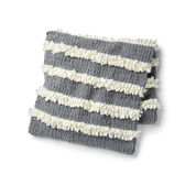 Go to Product: Bernat Alize EZ Loopy Stripe Blanket in color