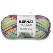 Go to Product: Bernat Maker Home Dec Yarn in color Fiesta Varg