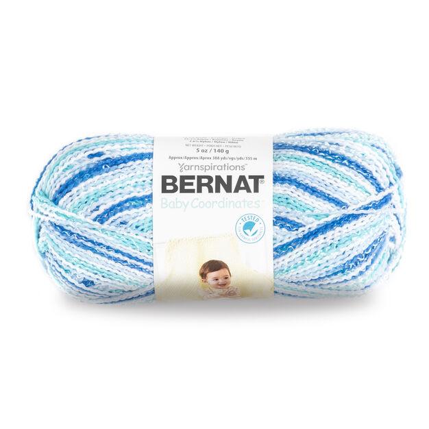 Bernat Baby Coordinates Ombre Yarn, Buddy Blue - Clearance Shades*