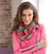 Go to Product: Red Heart Easy Tropical Cowl in color