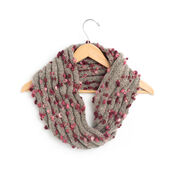 Patons Twisted Ridges Cowl