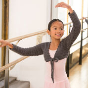 Go to Product: Red Heart At the Barre Shrug, 4 yrs in color
