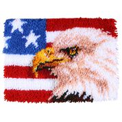 Go to Product: Wonderart American Eagle 15 X 20 in color