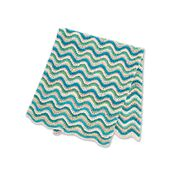Go to Product: Bernat Simple Shale Knit Blanket in color