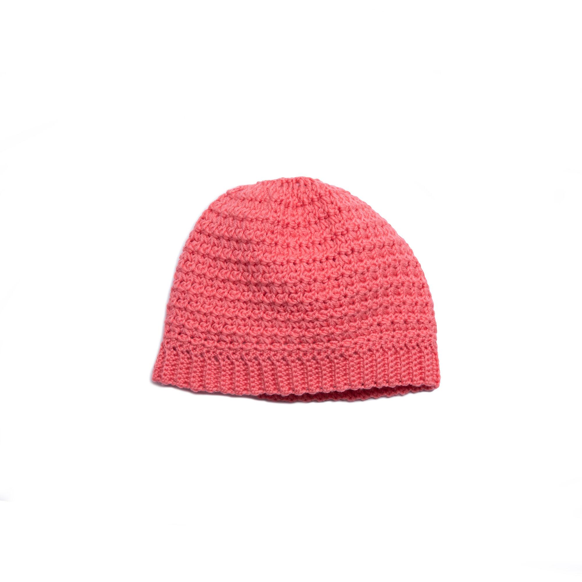 Trinity Crochet Hat
