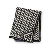 Go to Product: Caron Reversible Geometric Crochet Blanket in color